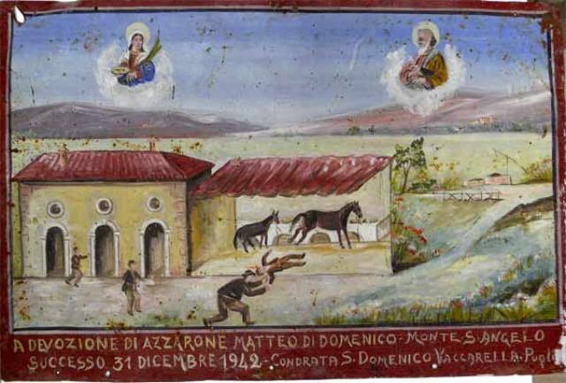 459 – SANTUARIO DI SAN MATTEO DEI FRATI MINORI SUL GARGANO