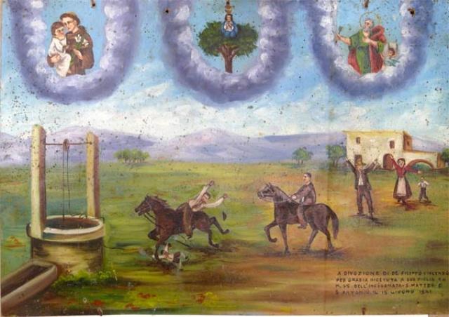 467 – SANTUARIO DI SAN MATTEO DEI FRATI MINORI SUL GARGANO