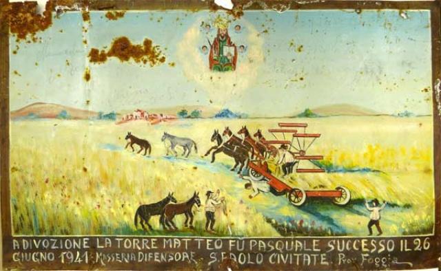 468 – SANTUARIO DI SAN MATTEO DEI FRATI MINORI SUL GARGANO