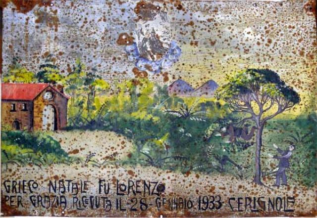 51 – SANTUARIO DI SAN MATTEO DEI FRATI MINORI SUL GARGANO