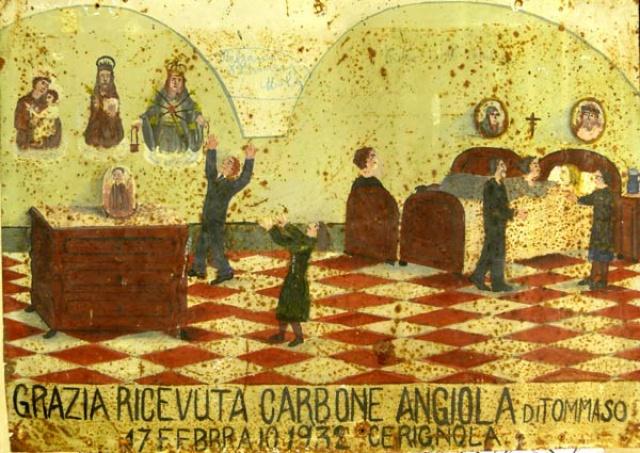 62 – SANTUARIO DI SAN MATTEO SUL GARGANO