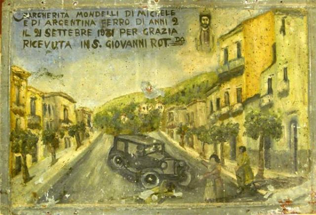 70 – SANTUARIO DI SAN MATTEO DEI FRATI MINORI SUL GARGANO