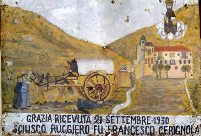 77 – SANTUARIO DI SAN MATTEO DEI FRATI MINORI SUL GARGANO
