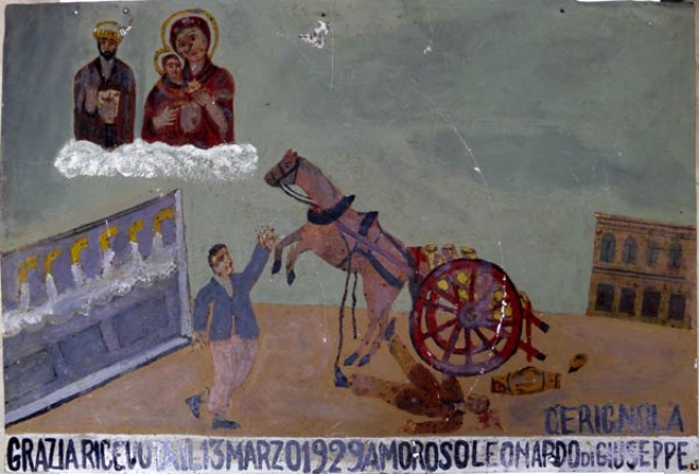 81 – SANTUARIO DI SAN MATTEO DEI FRATI MINORI SUL GARGANO