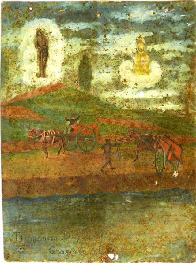 91 – SANTUARIO DI SAN MATTEO SUL GARGANO