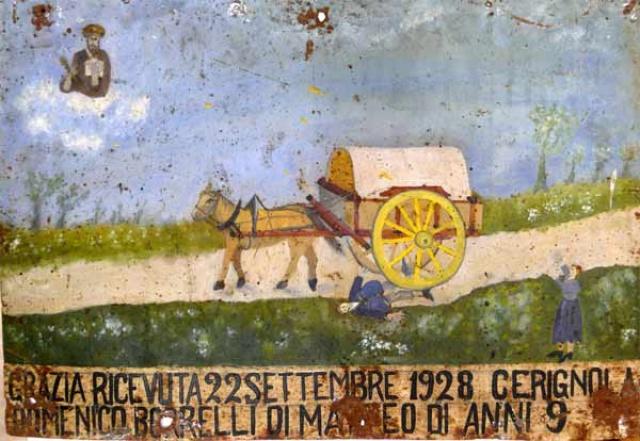 93 – SANTUARIO DI SAN MATTEO DEI FRATI MINORI SUL GARGANO
