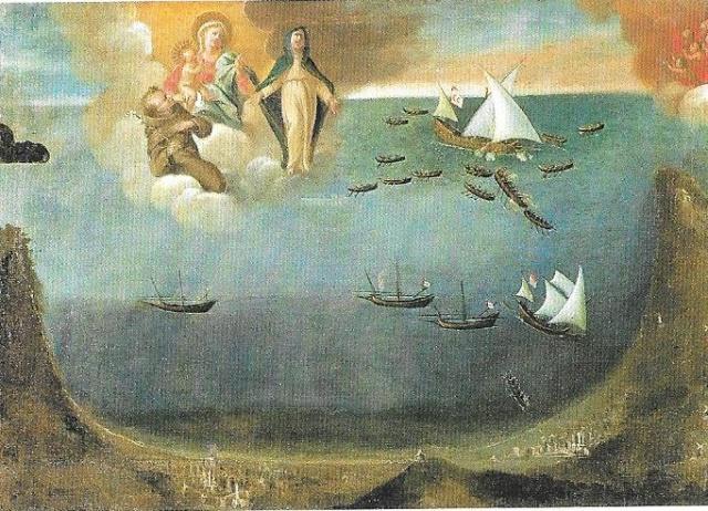 1 – ORATORIO DI SANTA MARIA MADDALENA – LAIGUEGLIA (SV)