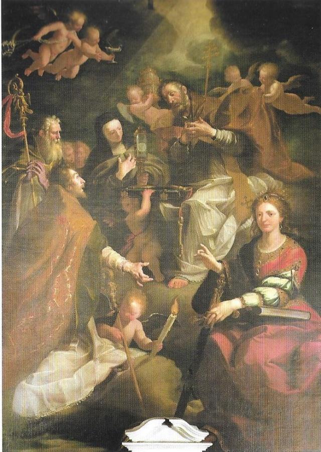 1 – CHIESA DI NOSTRA SIGNORA DELLA CONCORDIA – ALBISOLA MARINA (SV)