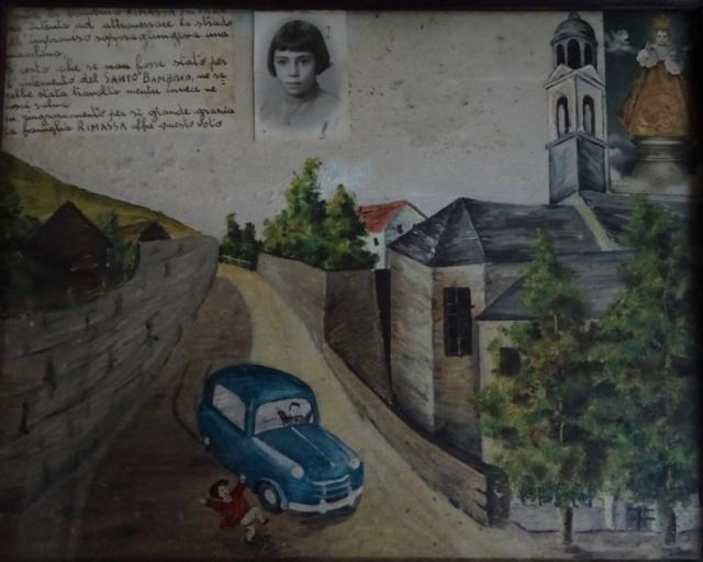 2 – SANTUARIO DEL BAMBIN GESU' DI PRAGA – ARENZANO (GE)