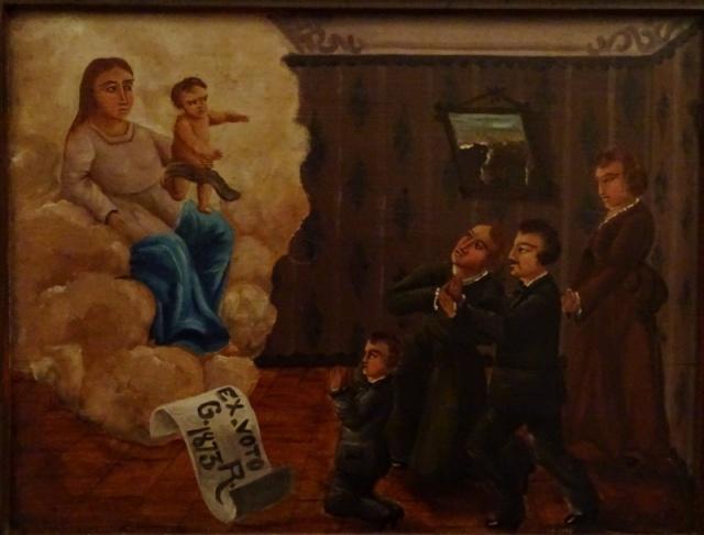 112 – SANTUARIO DELLA MADONNA DELLA SANITA' – SAVIGLIANO CN