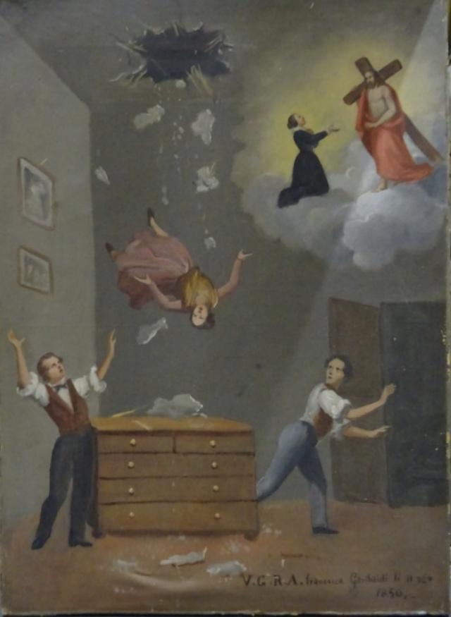 6 – MUSEO BENI CULTURALI CAPPUCCINI DI GENOVA