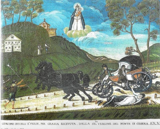 603 – SANTUARIO SANTA MARIA DEL MONTE – CESENA (FC)