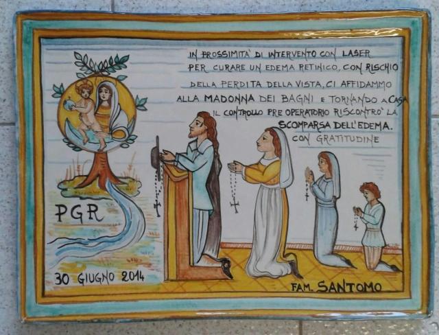 789 – SANTUARIO DELLA MADONNA DEL BAGNO – DERUTA (PG)