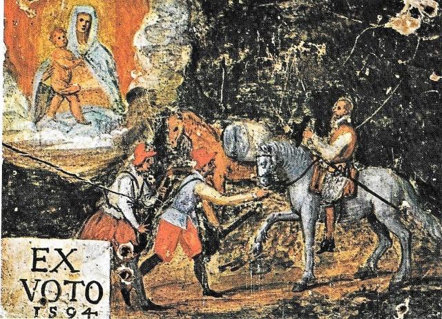 1 – SANTUARIO DELLA MADONNA DELL'ARCO – SANT'ANASTASIA NA