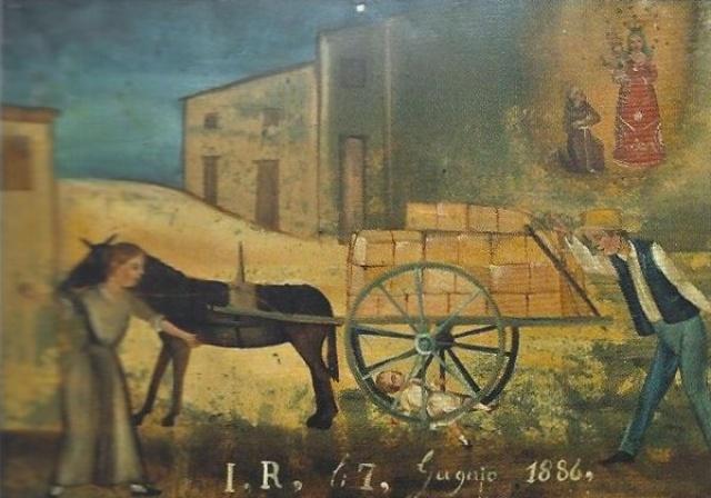 165 –  SANTUARIO MADONNA DELLA MILICIA – ALTAVILLA MILICIA PA