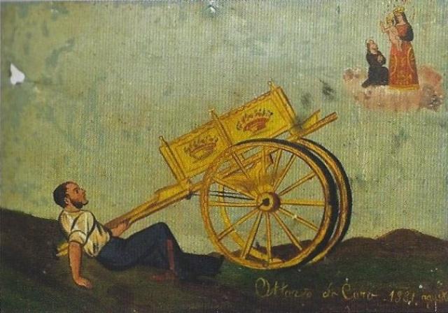 167 – SANTUARIO MADONNA DELLA MILICIA – ALTAVILLA MILICIA PA