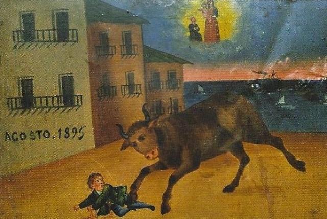 174 – SANTUARIO MADONNA DELLA MILICIA – ALTAVILLA MILICIA PA
