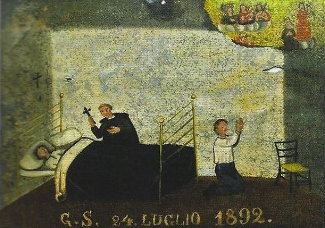 175 – SANTUARIO MADONNA DELLA MILICIA – ALTAVILLA MILICIA PA