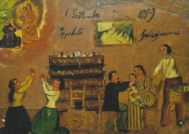 184 – SANTUARIO MADONNA DELLA MILICIA – ALTAVILLA MILICIA PA