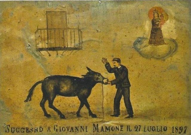 194 – SANTUARIO MADONNA DELLA MILICIA – ALTAVILLA MILICIA PA