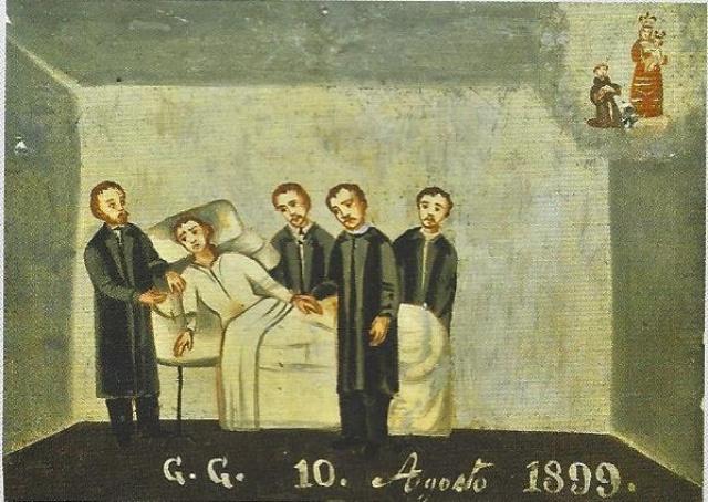 208 – SANTUARIO MADONNA DELLA MILICIA – ALTAVILLA MILICIA PA