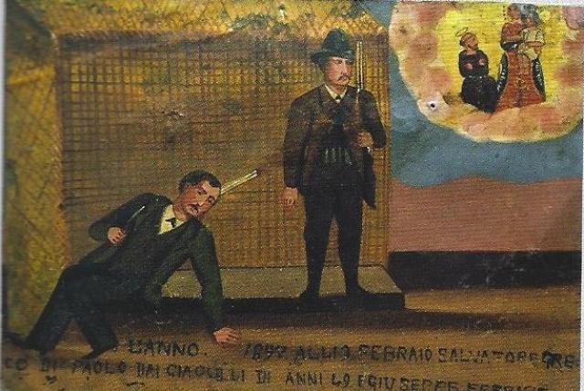 261 – SANTUARIO MADONNA DELLA MILICIA – ALTAVILLA MILICIA PA