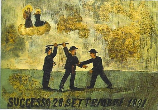 267-  SANTUARIO MADONNA DELLA MILICIA – ALTAVILLA MILICIA PA