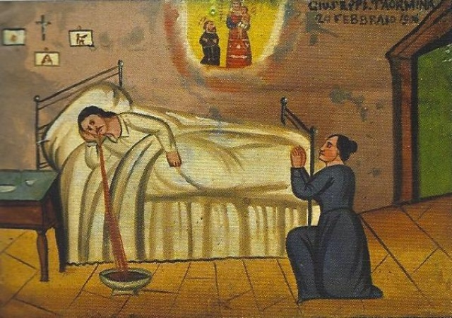 269 –  SANTUARIO MADONNA DELLA MILICIA – ALTAVILLA MILICIA PA