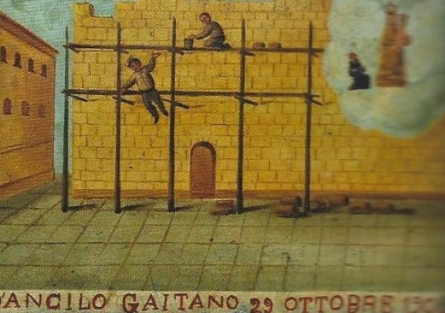 284 – SANTUARIO MADONNA DELLA MILICIA – ALTAVILLA MILICIA PA
