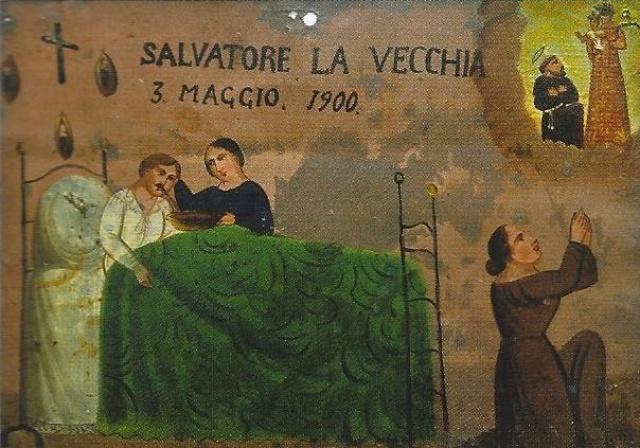 293 – SANTUARIO MADONNA DELLA MILICIA – ALTAVILLA MILICIA PA