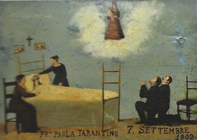 301 – SANTUARIO MADONNA DELLA MILICIA – ALTAVILLA MILICIA PA