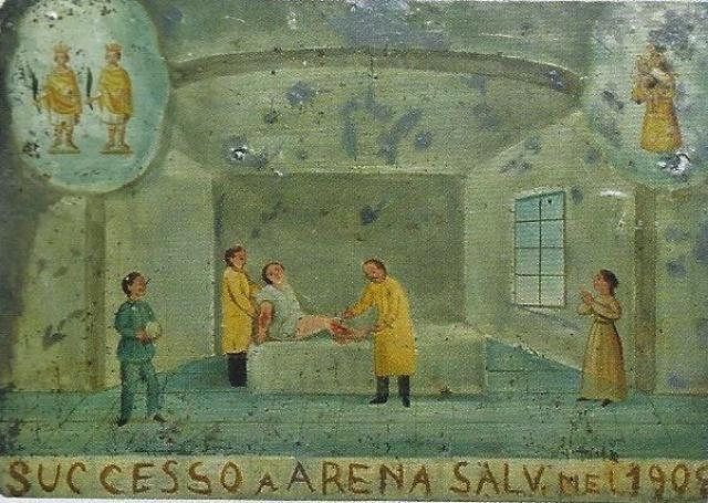 305 – SANTUARIO MADONNA DELLA MILICIA – ALTAVILLA MILICIA PA