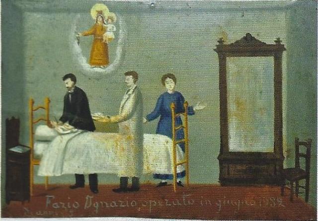 354 – SANTUARIO MADONNA DELLA MILICIA – ALTAVILLA MILICIA PA