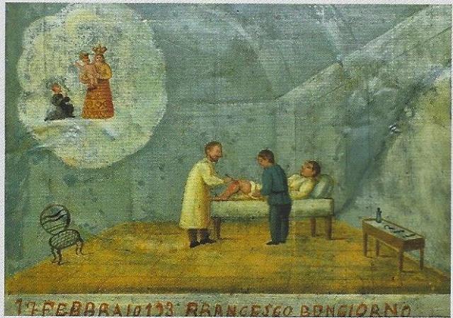 356 – SANTUARIO MADONNA DELLA MILICIA – ALTAVILLA MILICIA PA