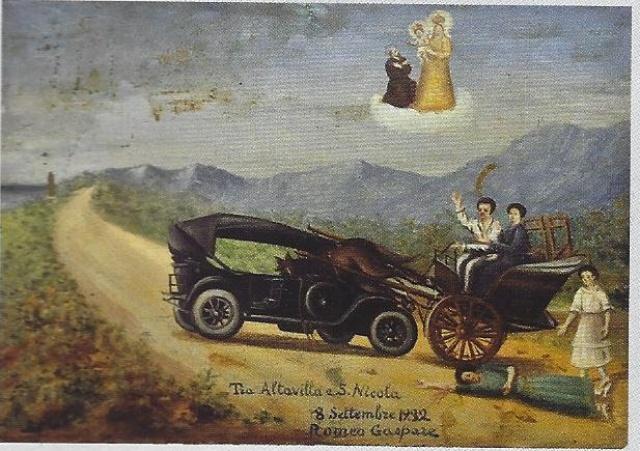 386 – SANTUARIO MADONNA DELLA MILICIA – ALTAVILLA MILICIA PA