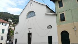 4 – Maria con te: Nostra Signora del Boschetto a Camogli, in provincia di Genova