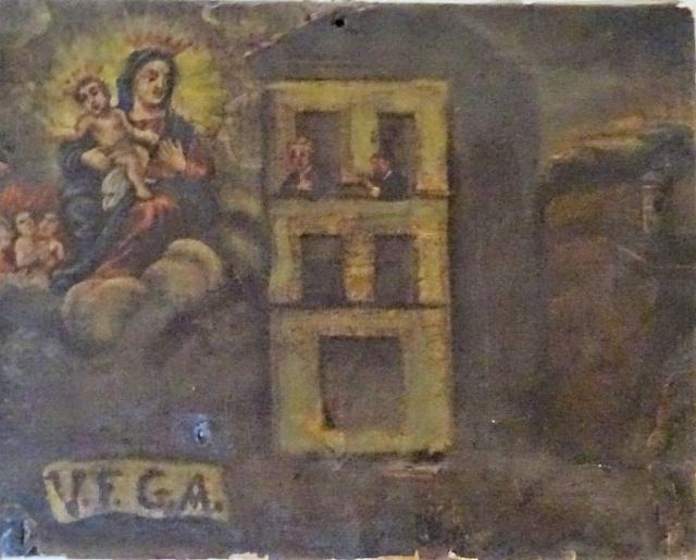 7 – SANTUARIO DELLA MADONNETTA (NOSTRA SIGNORA ASSUNTA DI CARBONARA) -GENOVA