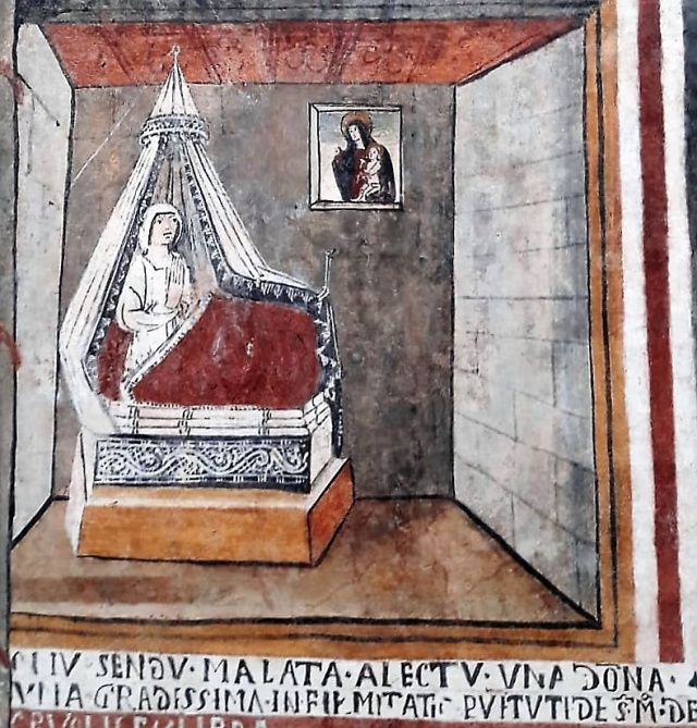 1 – CHIESA DI SANTA MARIA D'AVILA – SCICLI RG
