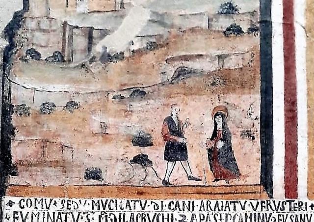 2 – CHIESA DI SANTA MARIA D'AVILA – SCICLI RG