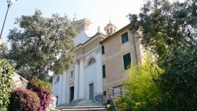12 – Maria con te: Al santuario delle Grazie di Megli, in provincia di Genova