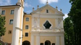 13 – Maria con te: Al santuario di Nostra Signora delle Tre Fontane di Montoggio