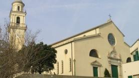 11 – Maria con te:  Il Santuario di Nostra Signora Incoronata, sopra Genova