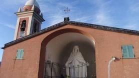 18 Maria con te: Al Santuario di Nostra SIgnora del Monte Gazzo, nel genovese