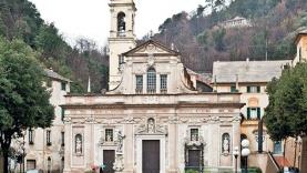 17 Maria con te:  Al santuario di Nostra Signora di Misericordia a Savona