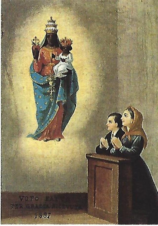 119 – SANTUARIO DI N.S. DI OROPA – OROPA (BI)