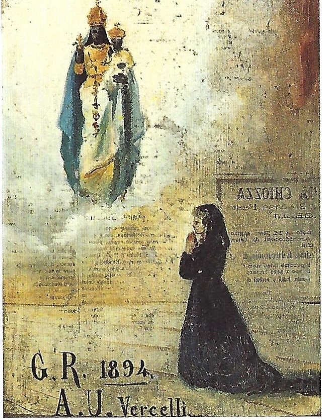 181 – SANTUARIO DI N.S. DI OROPA – OROPA (BI)