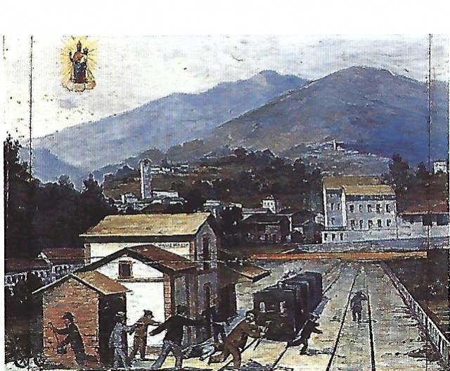 198 – SANTUARIO DI N.S. DI OROPA – OROPA (BI)