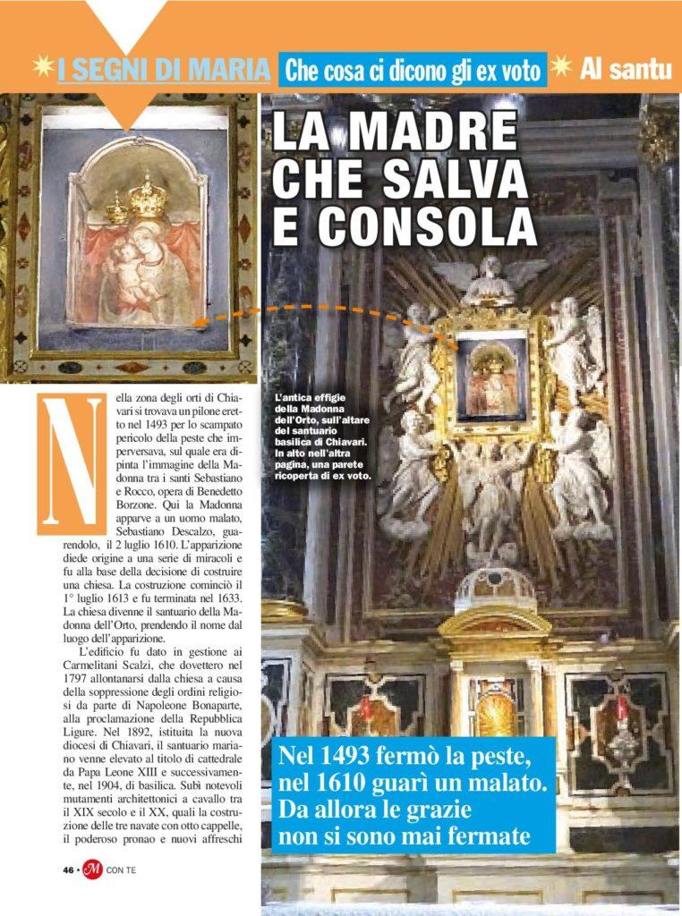 16 - Al Santuario di Nostra Signora dell'Orto di Chiavari 1(Genova)