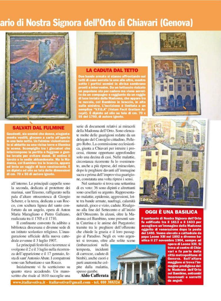 16 - Al Santuario di Nostra Signora dell'Orto di Chiavari 2 (Genova)