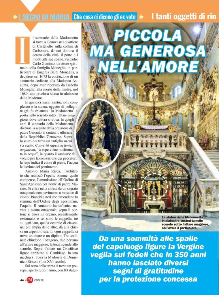 21 - Il Santuario della Madonnetta - Genova 1